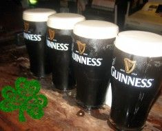 Guiness St Patrick